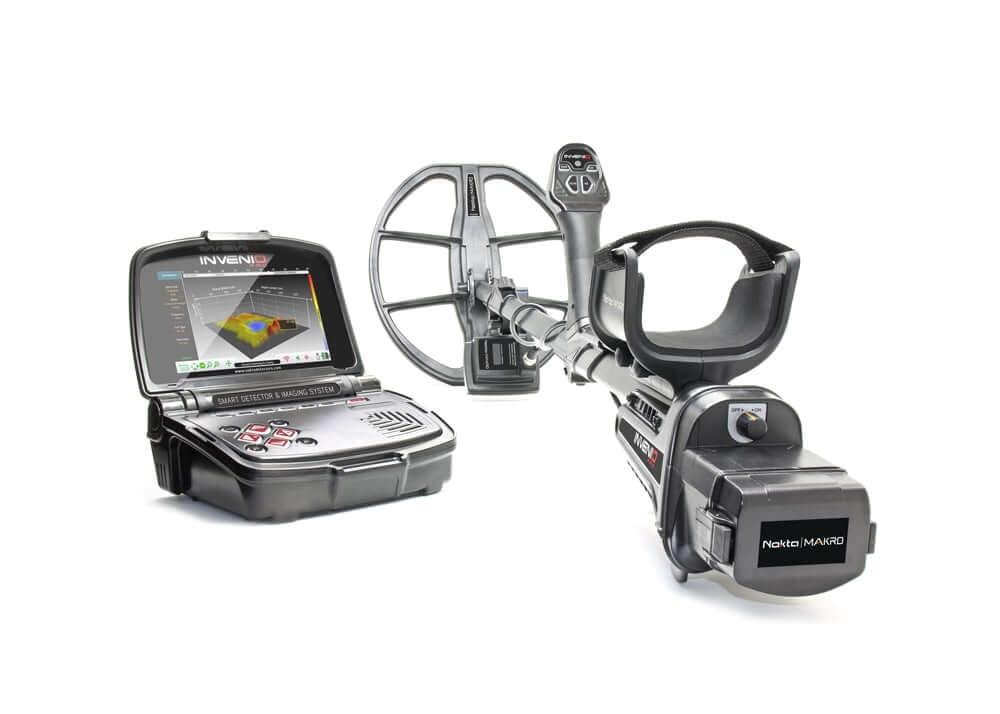 Nokta Makro Dedektör - Invenio Pro Görüntüleme Sistemi 2