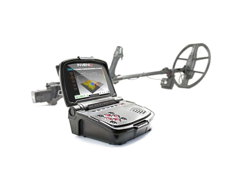 Nokta Makro Dedektör - Invenio Pro Görüntüleme Sistemi 4
