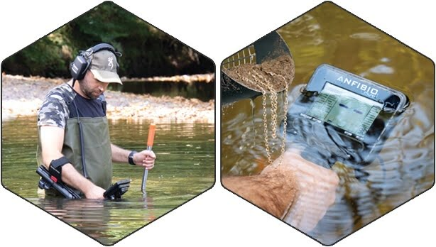 Su altında mı arama yapmak istiyorsunuz? Anfibio ile bu da sorun değil…