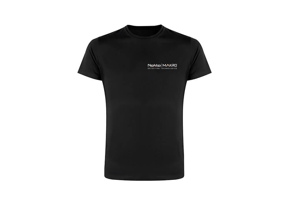 Nokta & Makro - Tişört (Siyah)