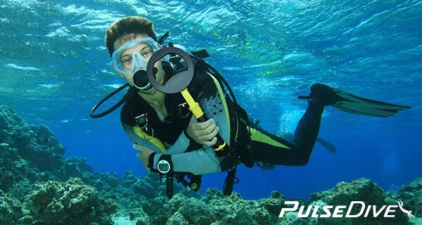 PulseDive Scuba Deniz Altında