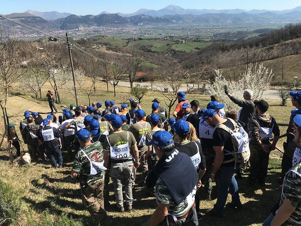 Geotek Ralli İtalya 2019