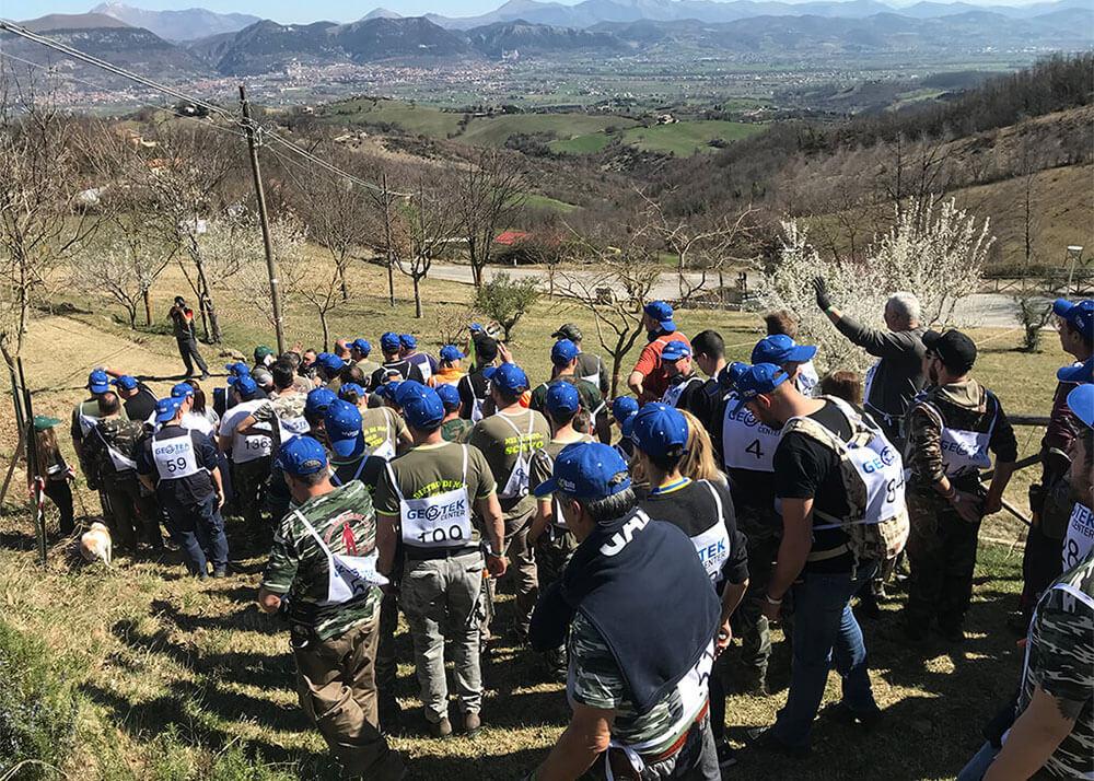 Geotek Ralli 1. Yarış 2019 Kapak