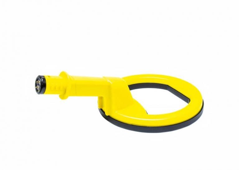 Değiştirilebilir Scuba Arama Başlığı - 14 cm (Sarı)