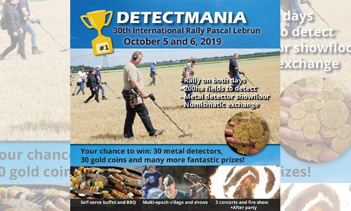 Detectmania 2019