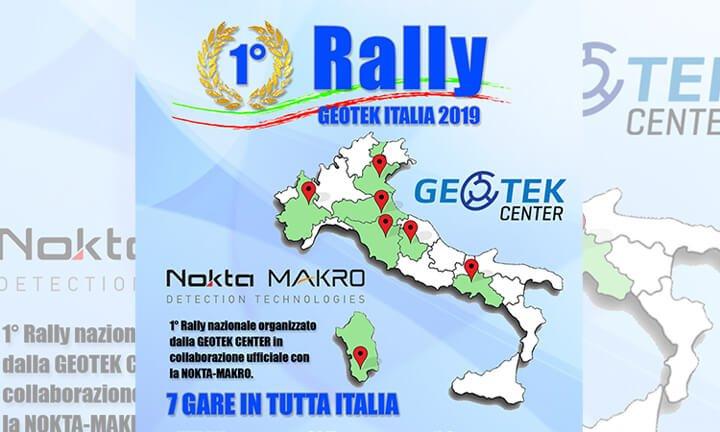 Geotek Ralli 7. Yarış 2019