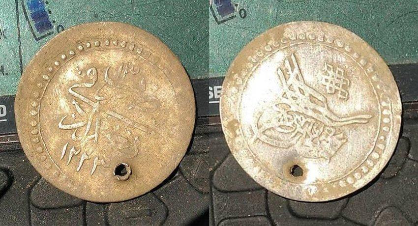 Multi Kruzer ile Osmanlı gümüş sikke