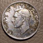 İki gümüş para ve diğer buluntular