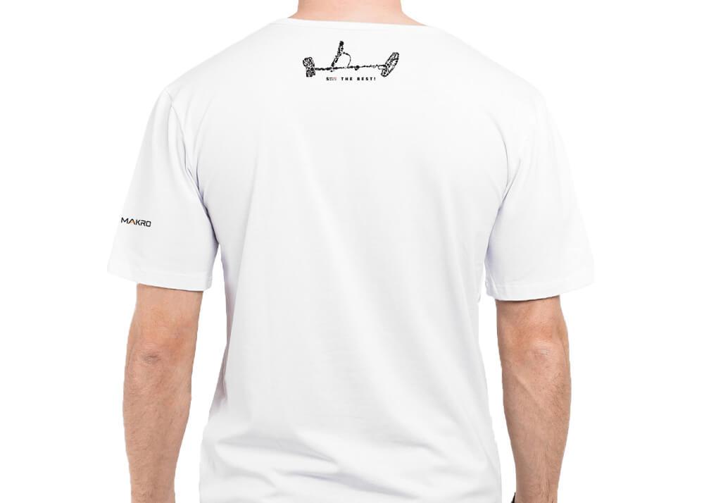 Simplex T-Shirt Beyaz Arka