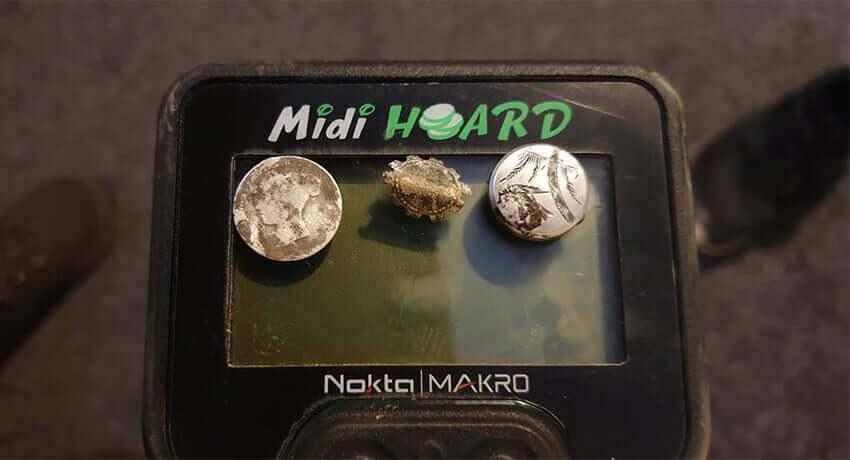 Oğlumun Midi Hoard İle Buldukları
