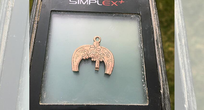 Simplex+ Dedektörle Bulduğum İlk Altın Parça