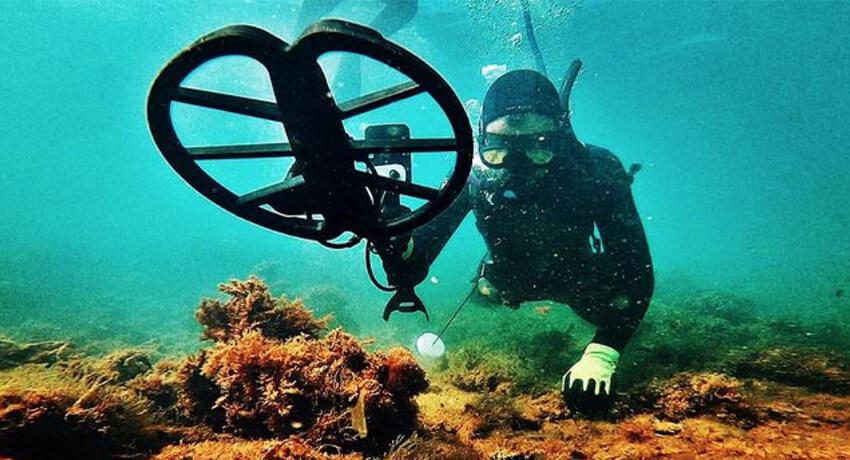 Simplex+ dedektör deniz veya su altında - Kapak