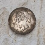 Anfibio Dedektörle 122 Yıllık Gümüş Para - 4