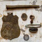 Anfibio Dedektörle 122 Yıllık Gümüş Para - 5