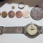 PulseDive Dedektörle Swatch Kol Saati Buldum - 3