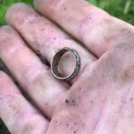 Viktorya Dönemi Yıldız Yüzüğü Buldum - 4