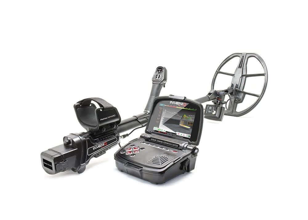 Nokta Makro Dedektör - Invenio Lite Görüntüleme Sistemi 1