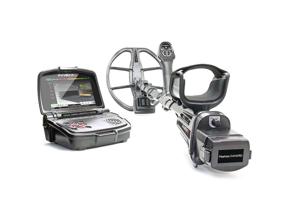 Nokta Makro Dedektör - Invenio Lite Görüntüleme Sistemi 2