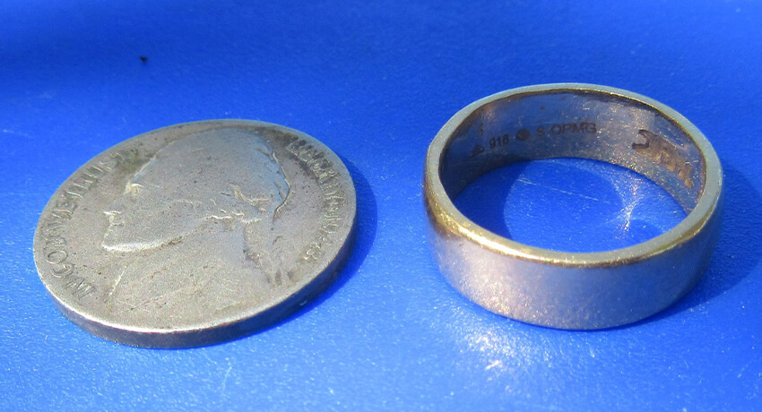 Anfibio Multi Dedektörle Biraz Gümüş Buldum - Kapak